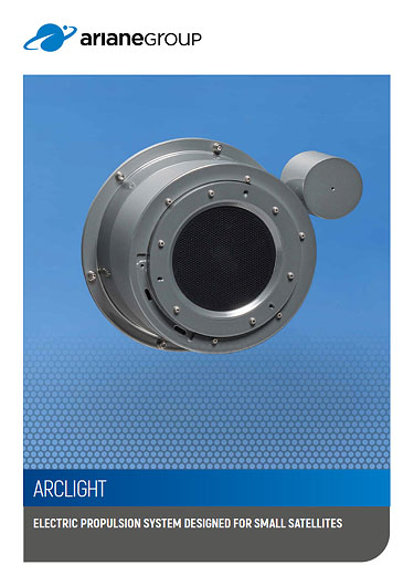 Arclight electric propulsion brochure