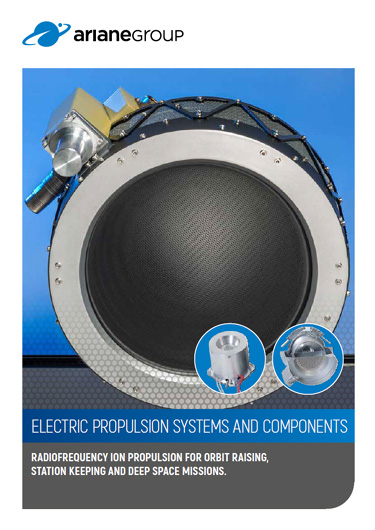 Electric propulsion systems and components brochure.