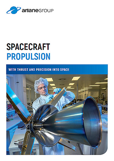 Orbital propulsion expertise