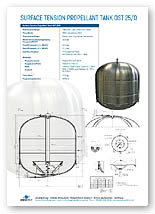 198 Litre Bipropellant Tank Brochure
