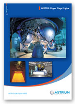 PDF Brochure - Aestus bipropellant upper stage rocket engine.