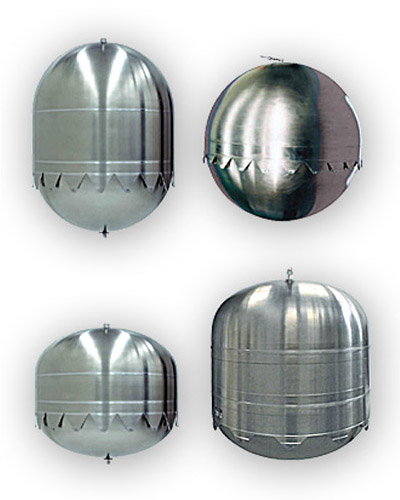 Bipropellant Tanks