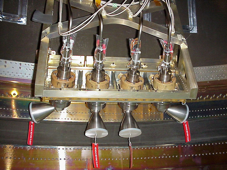 http://www.space-propulsion.com/spacecraft-propulsion/hydrazine-thrusters/images/400n-hydrazine-thruster-cluster.jpg